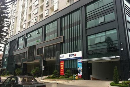 GP-Building  170 Đê La Thành