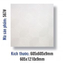 Tấm thạch cao PVC 567
