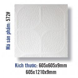 Tấm thạch cao PVC 572