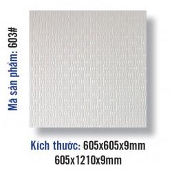Tấm thạch cao PVC 603