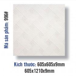 Tấm thạch cao PVC 996